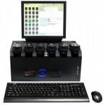 Терминал зарядки архивирования и хранения данных для 6-ти устройств «ДОЗОР 77»